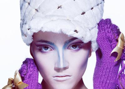 Fotograaf: Kertin Vasser / Modell: Brenda / Stilistika ja aksessuaaride autor: Birgita Silberg