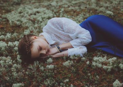 Fotograaf: Siiri Kumari / Modell: Anett Õun (Living Models) / Stilist : Alli-Liis Vandel / Assistent: Adele Thele Kuusk