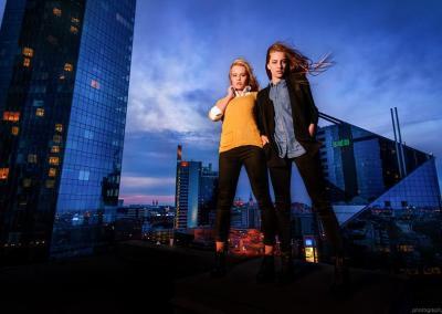 Fotograaf: Gen Vagula / Modellid: Martta & Linda-Liis (mõlemad STARSYSTEM)
