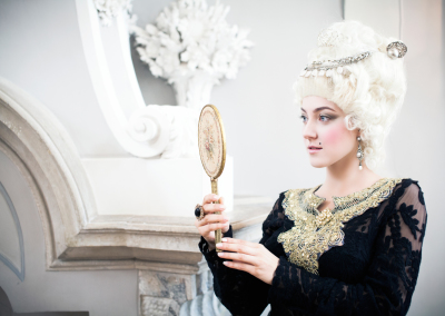 Fotograaf: Mirjam Veisner / Modell: Sille / Stilistika: Annette Königsberg & Kadri Veisner
