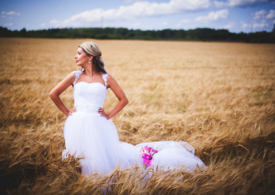Fotograaf: MIrjam Veisner /Modell: kaunis pruut Maarit